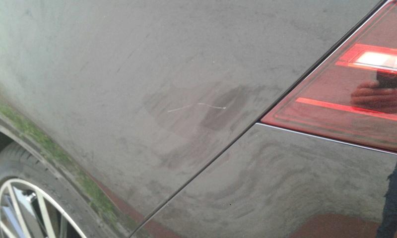 graffio su vettura...correggibile? Golf210