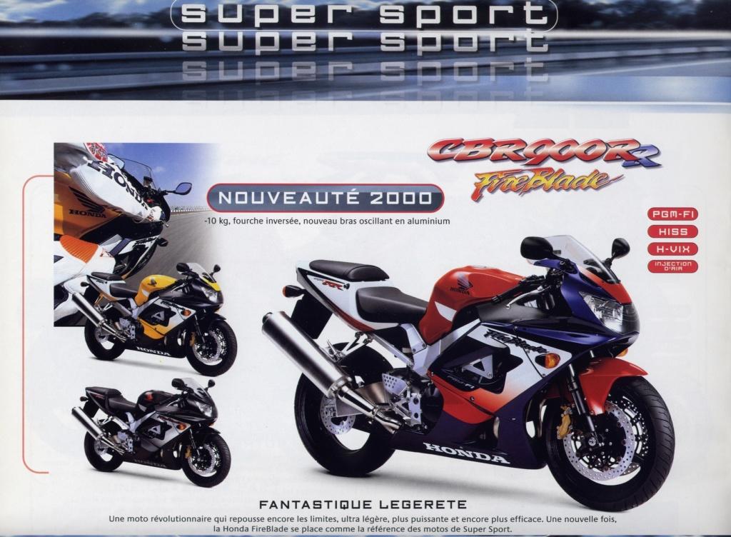 Extrait fascicule gamme Honda 2000 Pub_2010