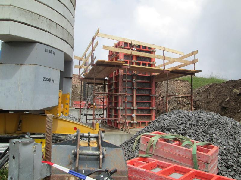 Construction du télésiège débrayable 4 places Le Fer-Brion-Tête d'Ai à Leysin VD Suisse (TSD4) Img_2011