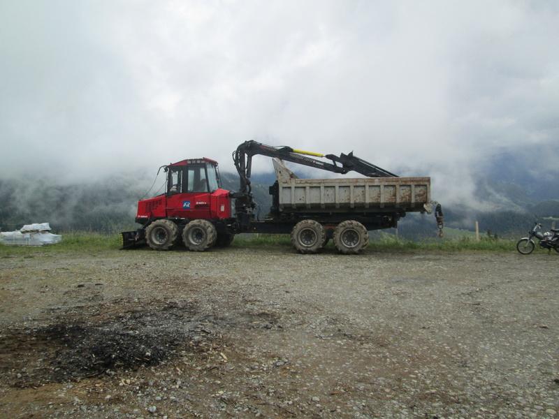 Construction du télésiège débrayable 4 places Le Fer-Brion-Tête d'Ai à Leysin VD Suisse (TSD4) Img_2019
