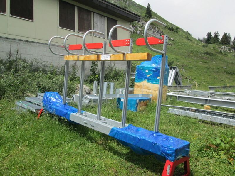 Construction du télésiège débrayable 4 places Le Fer-Brion-Tête d'Ai à Leysin VD Suisse (TSD4) Img_2024