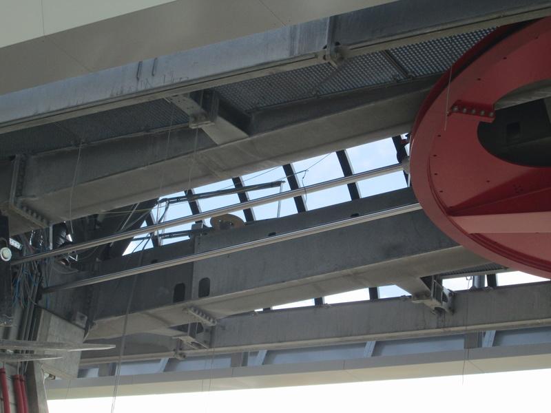 Construction du télésiège débrayable 4 places Le Fer-Brion-Tête d'Ai à Leysin VD Suisse (TSD4) Img_2052