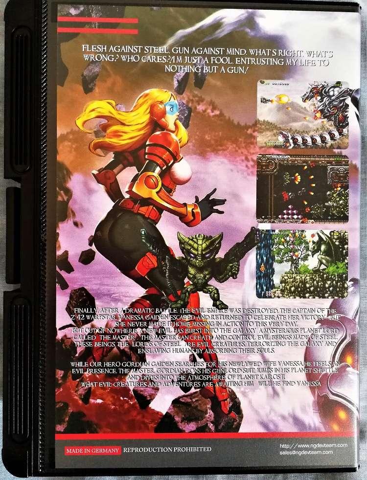 La collec SNK de Yori - Page 4 Gunlor13