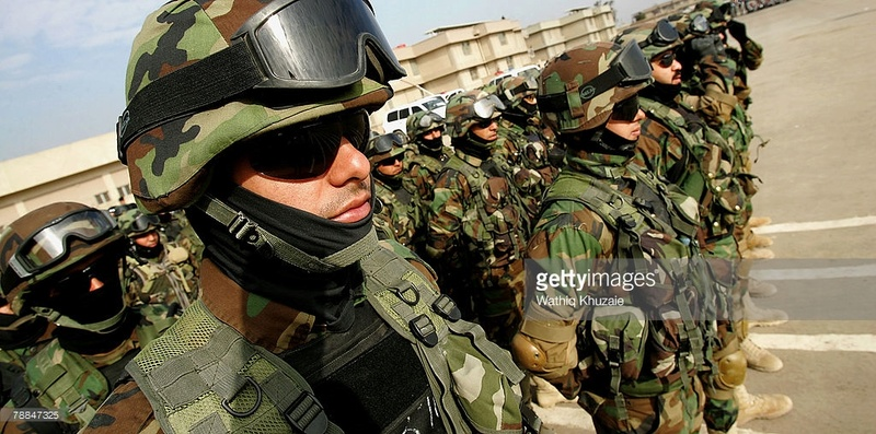 Post-Invasion Black Iraqi Body Armor Vest 78847310