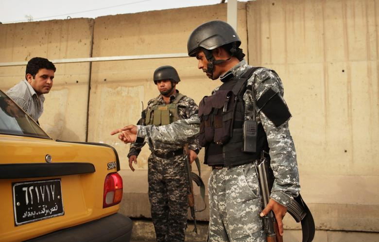 A possible source of Iraqi body armor Iraq_o10