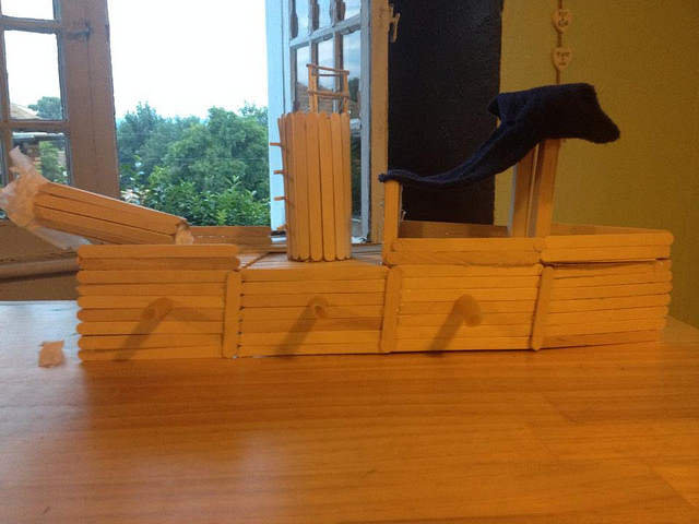 Homemade Popsicle Stick Toys 14543510