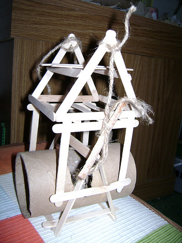 Homemade Popsicle Stick Toys 30718210