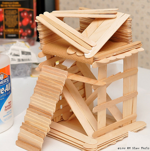 Homemade Popsicle Stick Toys 45466610