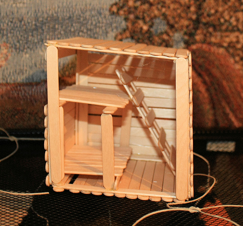 Homemade Popsicle Stick Toys 51884211
