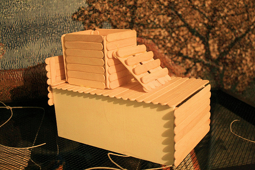 Homemade Popsicle Stick Toys 51890210