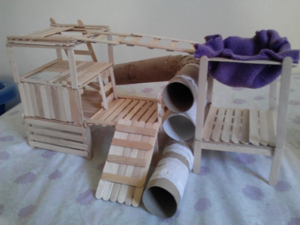 Homemade Popsicle Stick Toys 76232011