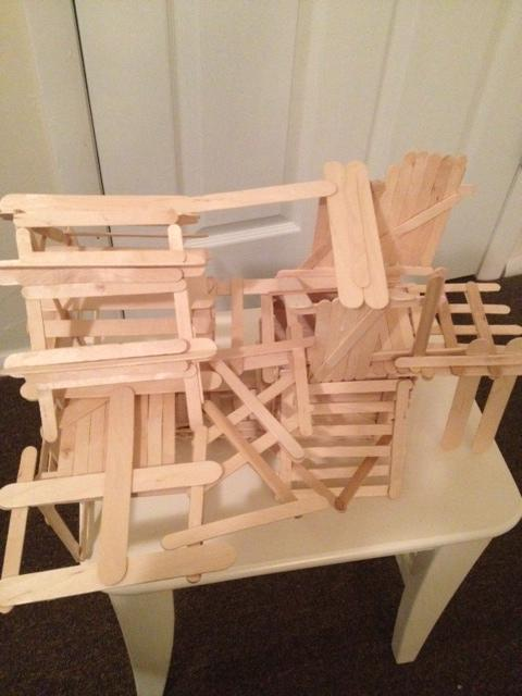 Homemade Popsicle Stick Toys Photo-10