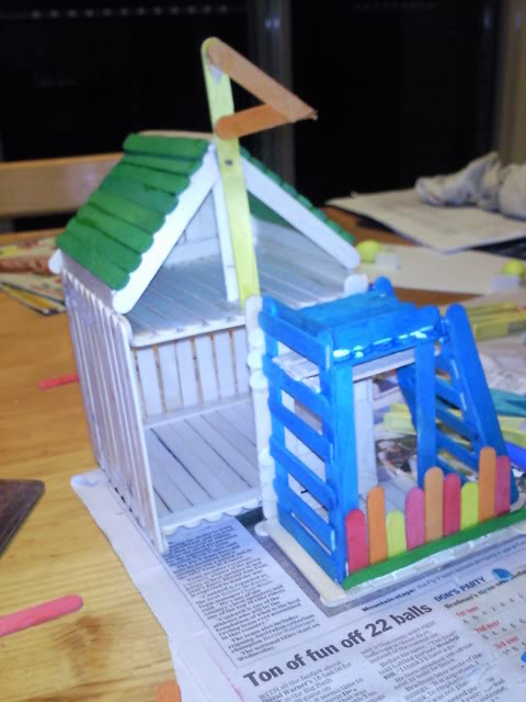 Homemade Popsicle Stick Toys Photo011