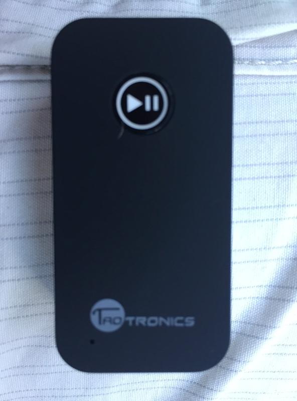 Récepteur bluetooth pour prise jack : téléphone mains libres musique et gps pour pas cher Img_5616