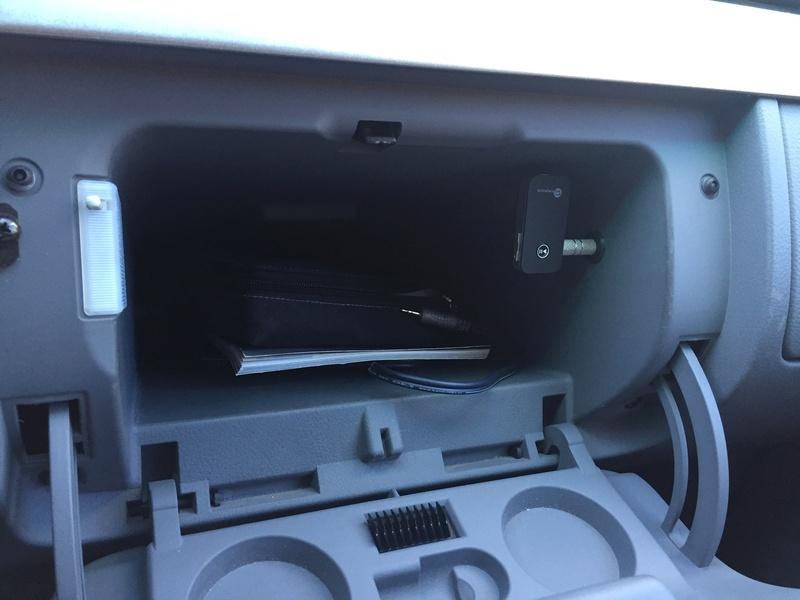 Récepteur bluetooth pour prise jack : téléphone mains libres musique et gps pour pas cher Img_5617