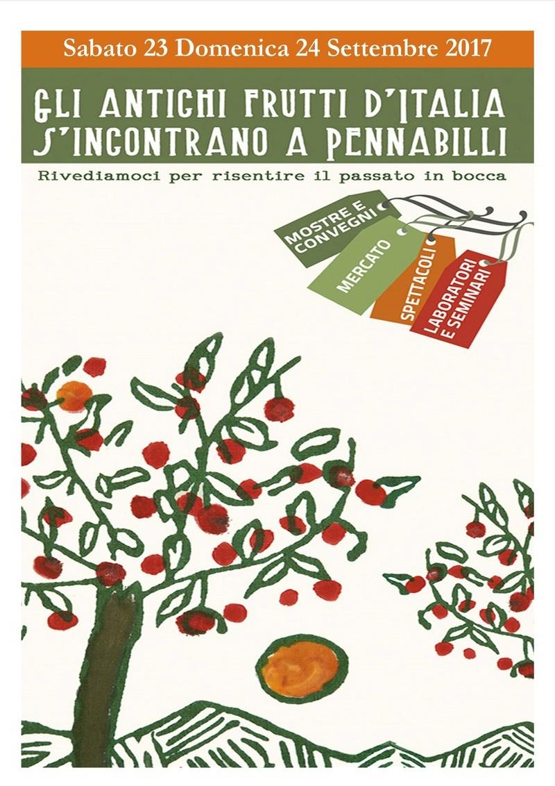 Gli Antichi Frutti d'Italia s'incontano a Pennabilli Locand13