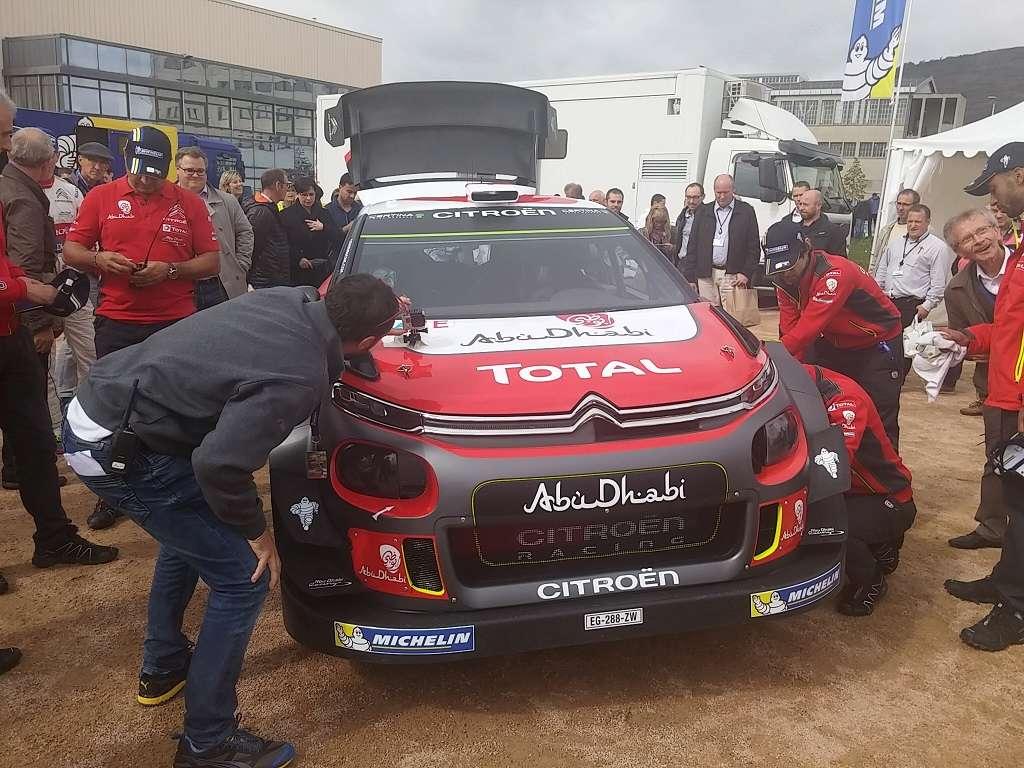 Démo WRC Michelin - Page 2 20170916