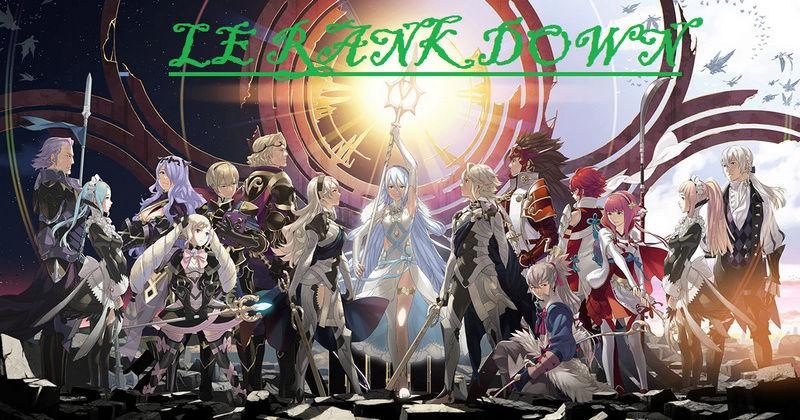 Le RankDown Fire Emblem Fates - Vainqueur : Ryoma Sans_t11