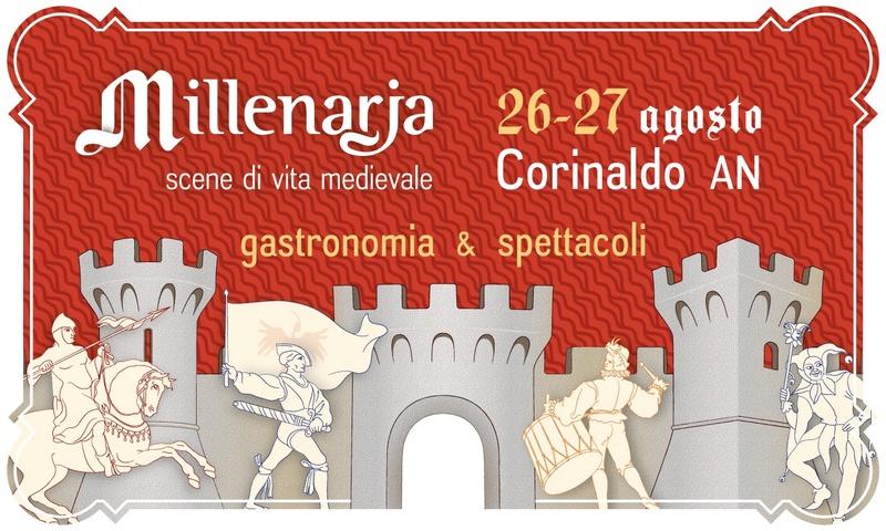 Millenarja - Scene di Vita Medievale Banner11