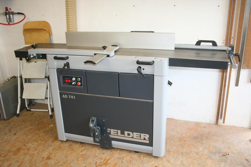 Mes nouvelles machines Felder / Hammer - Page 3 Img_1013