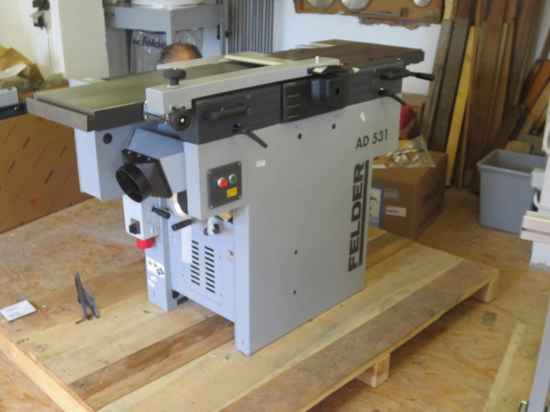 Mes nouvelles machines Felder / Hammer - Page 3 Img_1312