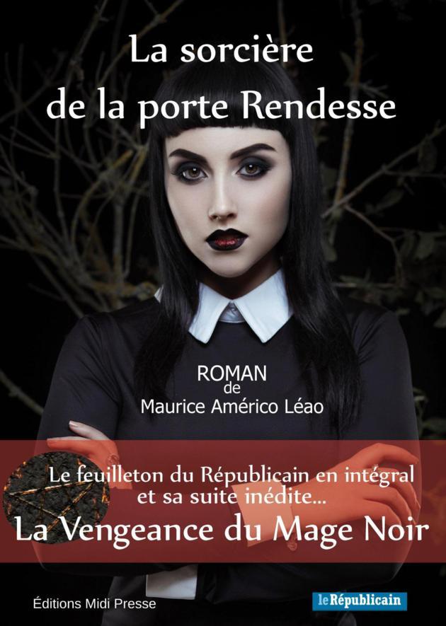[Léao, Maurice] La sorcière de la porte Rendesse Americ10