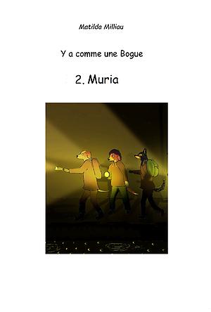 milliau - [Milliau, Matilda] Y a comme une bogue, tome 2 : Muria Millia10