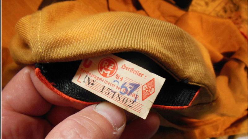 Authentification chemise HJ  Img_0254