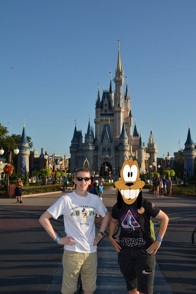 [TR] Partir là-bas : First Time at Walt Disney World - September 2017 (Starring the Fabulous Irma !)  - Page 2 Castle10