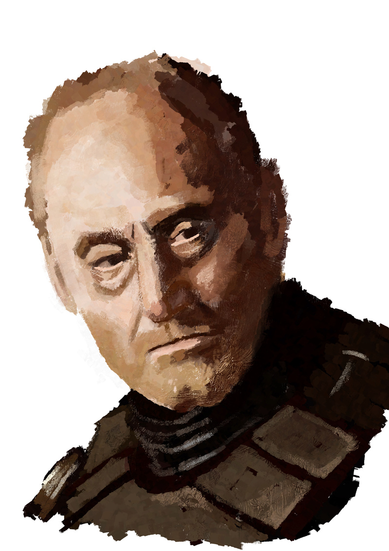 Twrch - croquis - Study painting - WIP  - Page 10 Tywin10