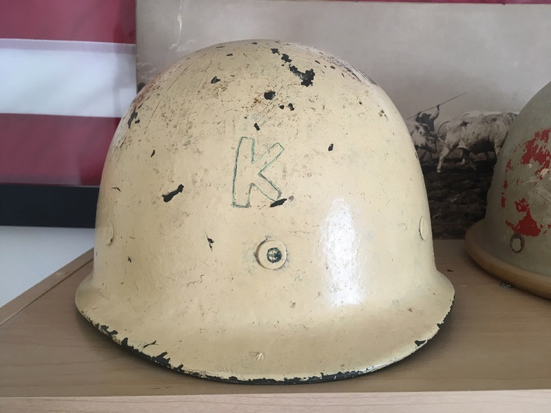 Unit marked Iraqi helmets Img_0310
