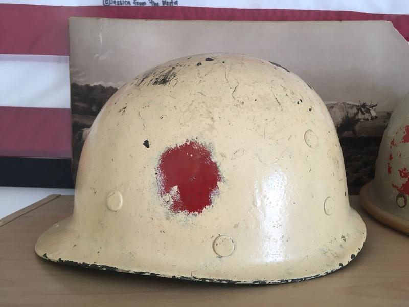 Unit marked Iraqi helmets Img_0311