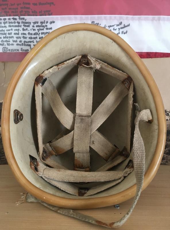 Unit marked Iraqi helmets Img_0320