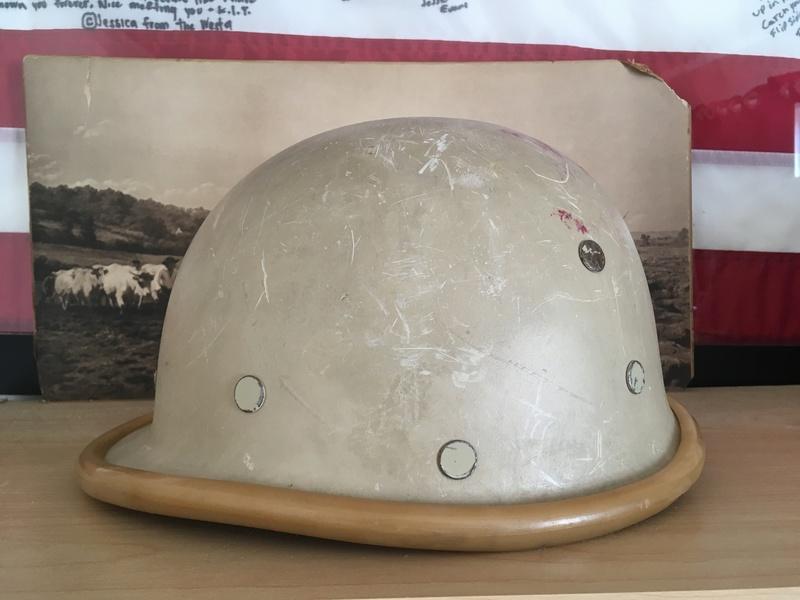 Unit marked Iraqi helmets Img_0321