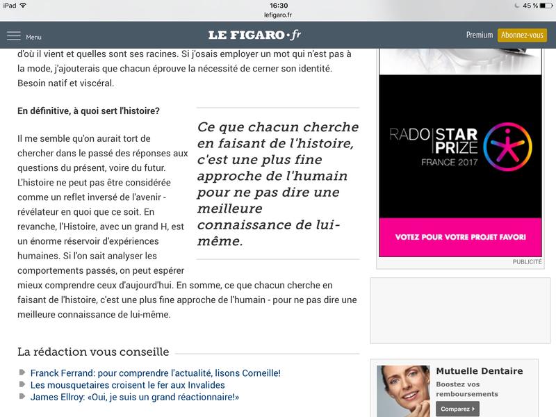 Article de slate.fr : Les contre-vérités historiques de Franck Ferrand sur le Tour de France Image15