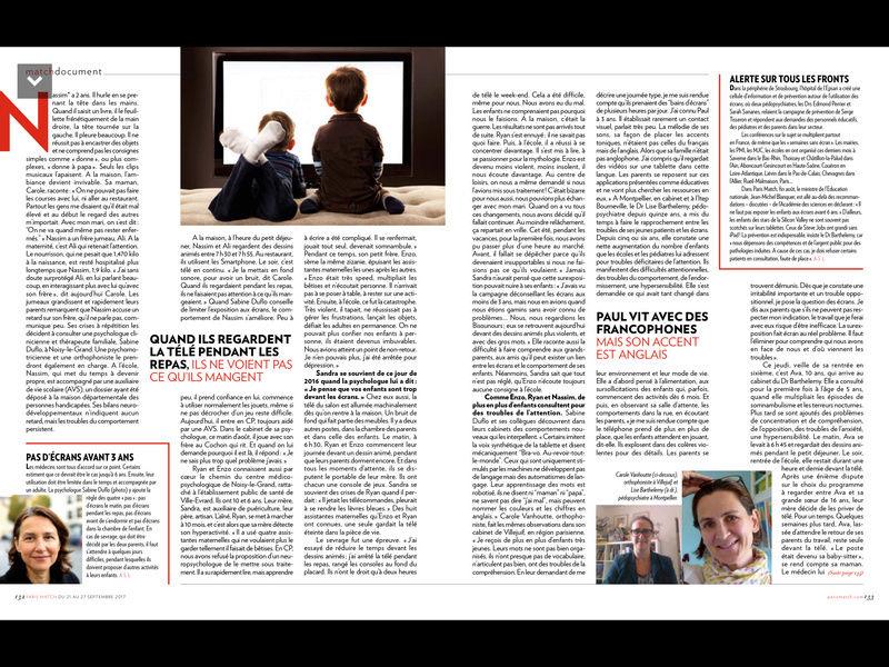 Création du collectif CoSE contre la surexposition des enfants aux écrans Image300
