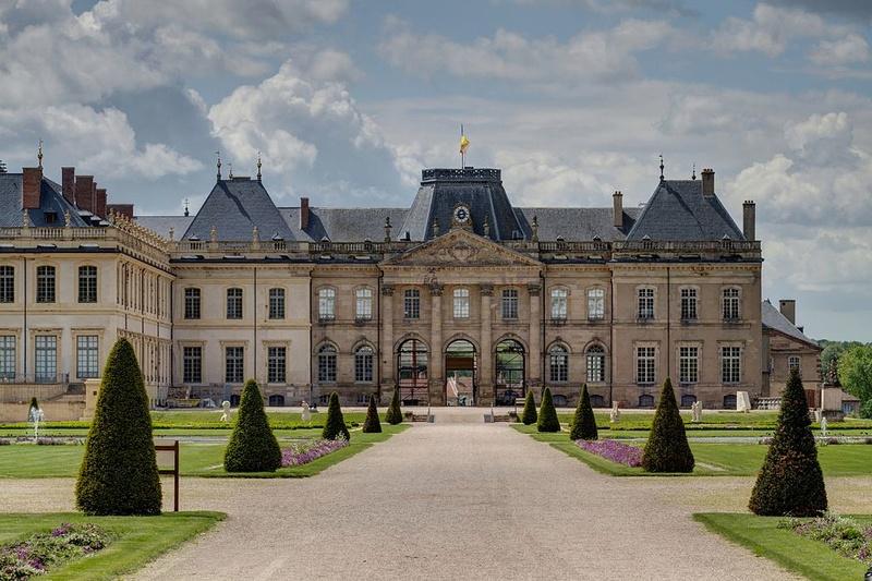 Le Château de Lunéville, un petit Versailles lorrain 1024px10