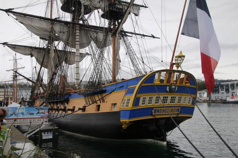 Visite du HMS Victory 5116e610