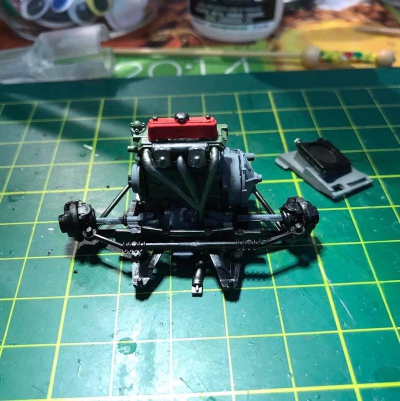 Mini Cooper Tamiya 1/24 Img_0040