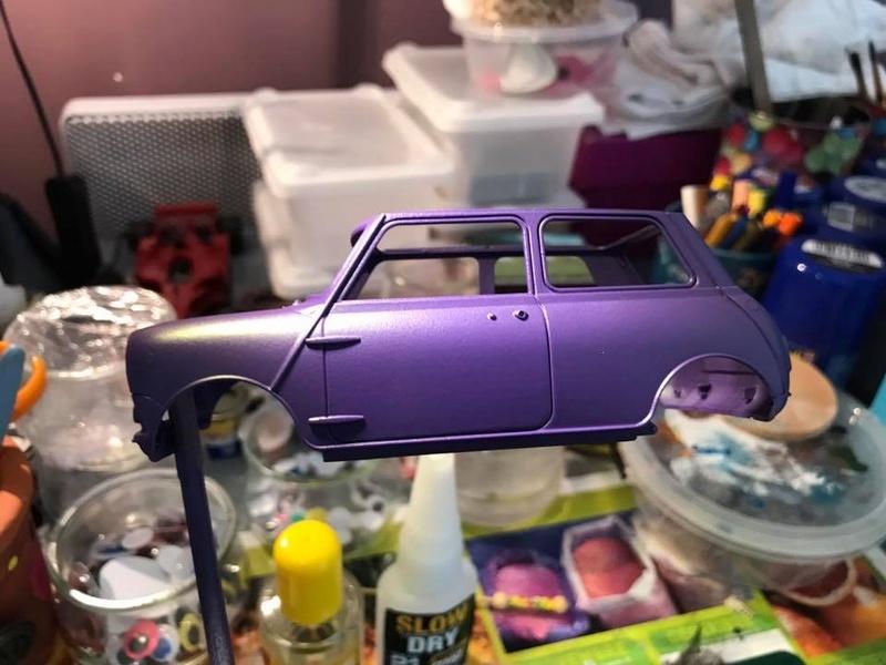 Mini Cooper Tamiya 1/24 Img_0048