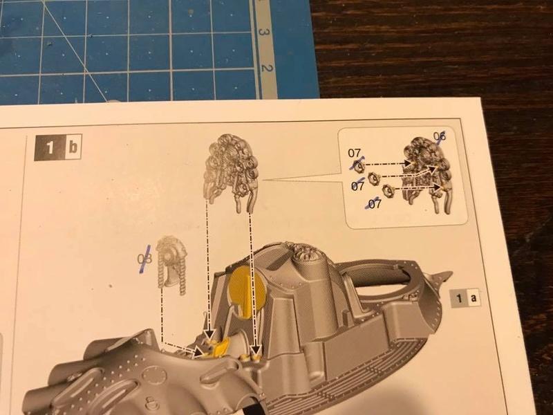 Arkanaut Frigate Warhammer  Img_0115