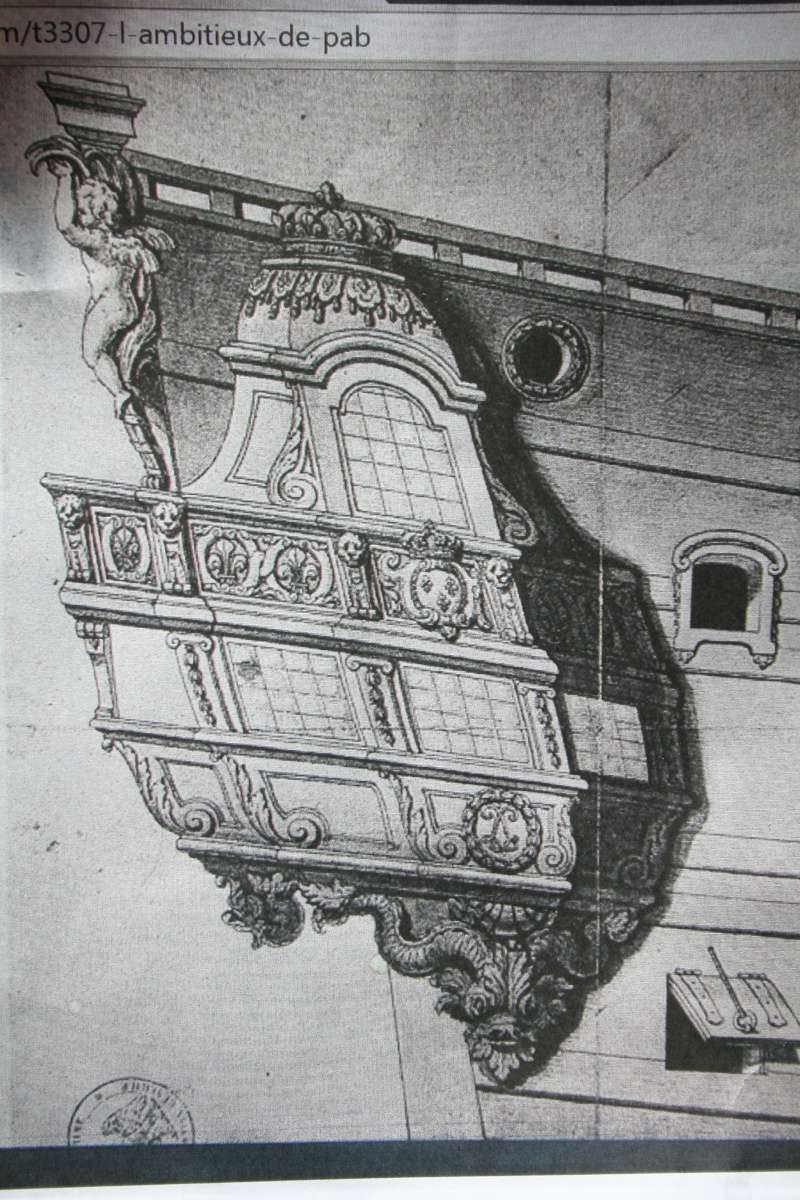 L'ambitieux - altaya 1/74 - Maj 04/11/2018 - Page 9 Img_7611