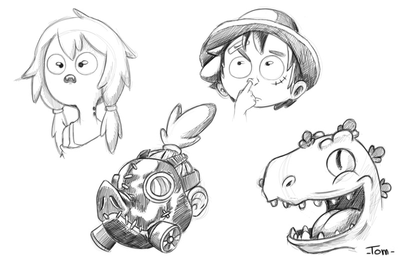 Carnet - juillet 2017 - Doodle10
