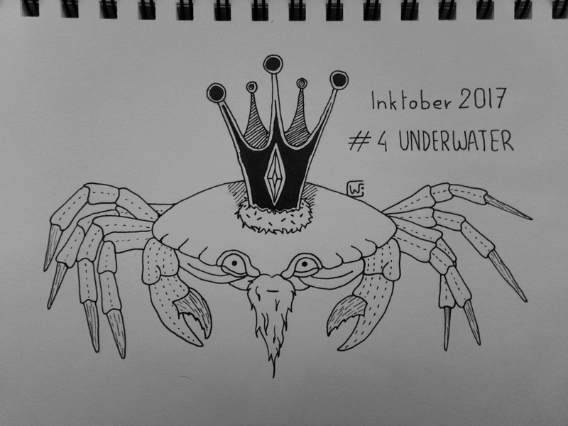 [Terminé] Inktober 2017 - Page 3 Inktob12