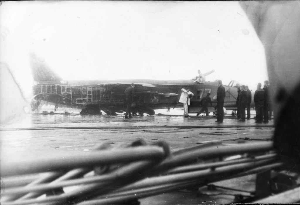 Aéronavale et bombardiers soviétiques et russes - Page 2 Mystyr13