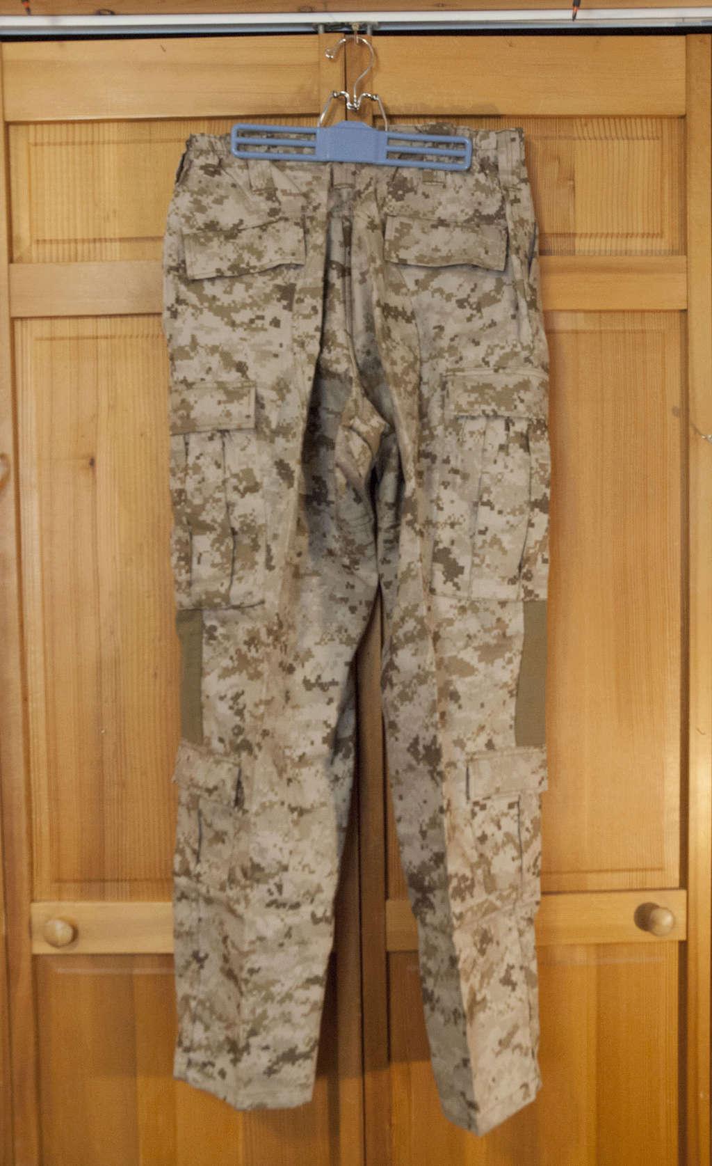 Odd FROG Desert Marpat Trousers _1016811