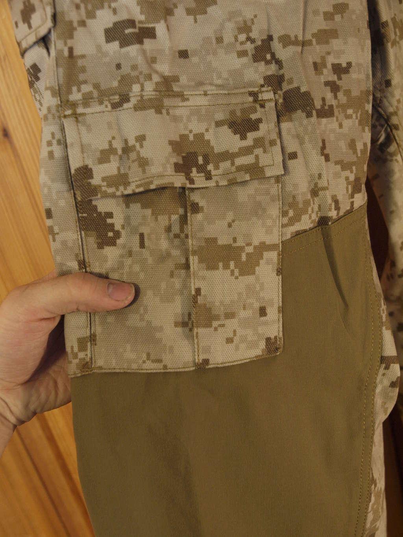 Odd FROG Desert Marpat Trousers _1016812