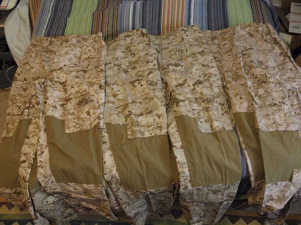 Odd FROG Desert Marpat Trousers _1016817