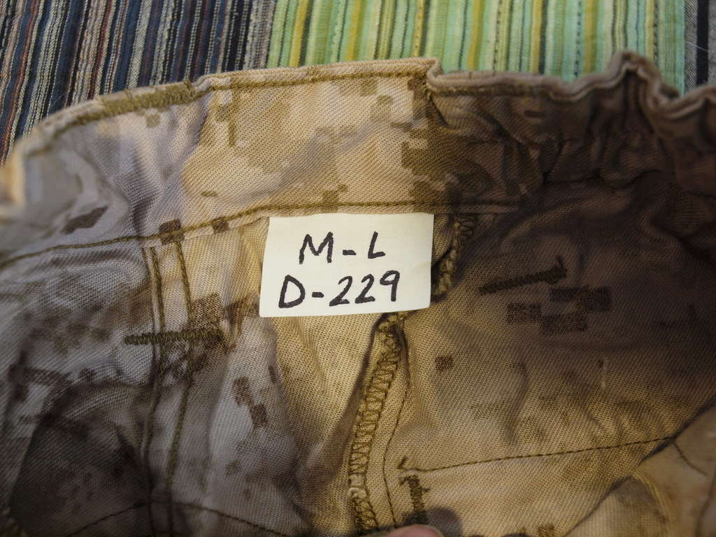 Odd FROG Desert Marpat Trousers _1016819