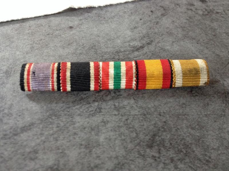 Vos barrettes & rappels de décorations - médailles - Page 2 Img_1114